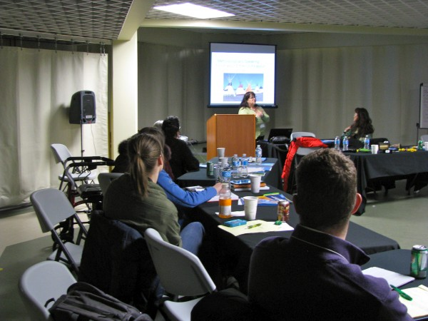ICWRN presentation for Sioux Lookout Ontario March 2013